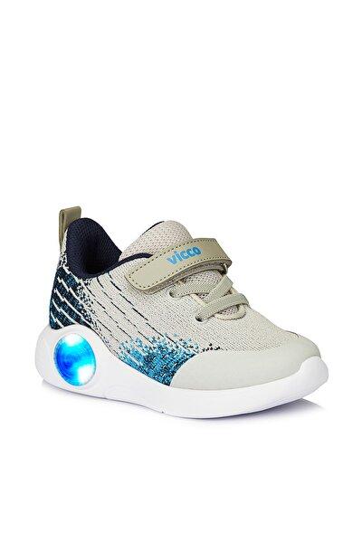 Neo Erkek Bebe Gri Spor Ayakkabı
