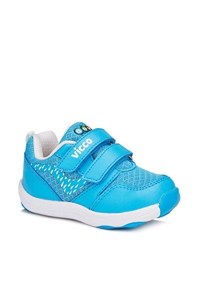 Erkek Bebek Mavi Spor Ayakkabı