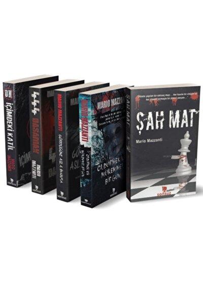 Mario Mazzanti Polisiye Ve Gerilim Kitapları - 5 Kitap