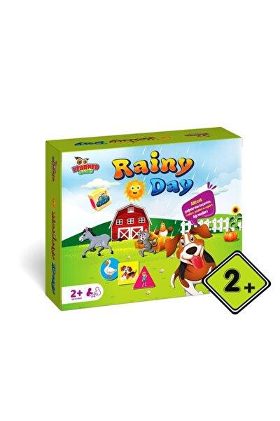 Rainy Day Oyunu Learned Games 2-3 Yaş Okul Öncesi Eğitici Oyun