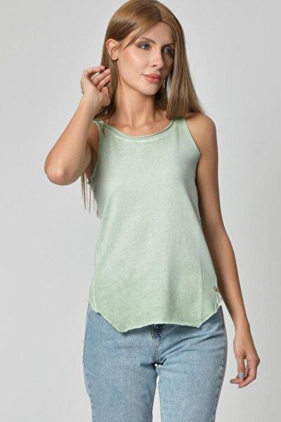 Kadın Yeşil T-Shirt