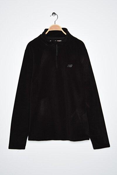 Erkek Spor Sweatshirt - Polar - MTC0302-BK