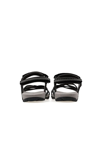 Kadın Siyah Yazlık Sandalet 100241188-100241184