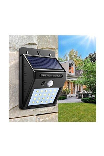 Solar Sensörlü 20 Led'li Aplik Güneş Enerjili Dış Mekan Aydınlatma