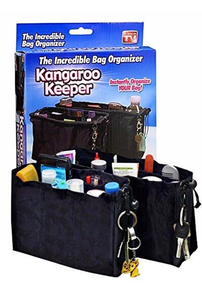 Kangaroo Keeper Çanta Içi Düzenleyici - Siyah