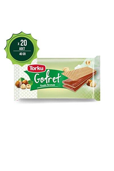 Gofret Fındıklı 40 gr X20