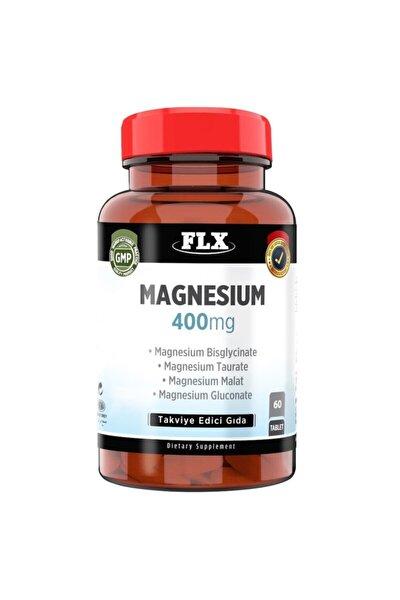 Magnezyum Elementleri Complex 400 mg 60 Tablet