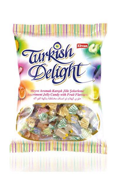 Jelaxy Turkish Delight 500 Gr. (1 Poşet)