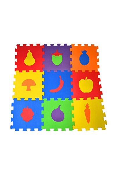 Eva Puzzle Meyveler Oyun Halısı 304 Matrax Oyuncak