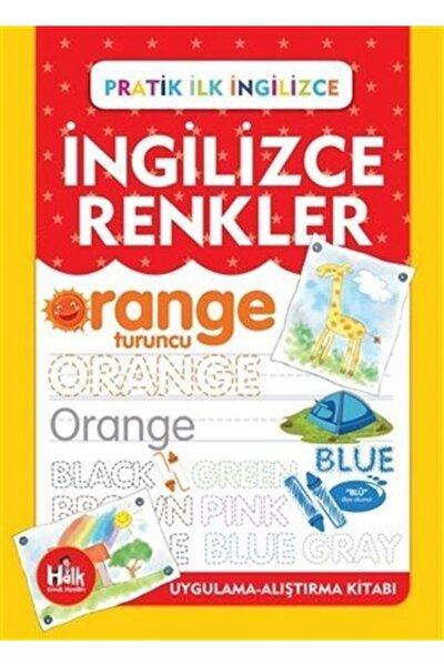 Ingilizce Renkler & Pratik Ilk Ingilizce