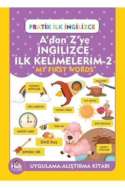 A'dan Z'ye Ingilizce Ilk Kelimelerim - 2 & Pratik Ilk Ingilizce