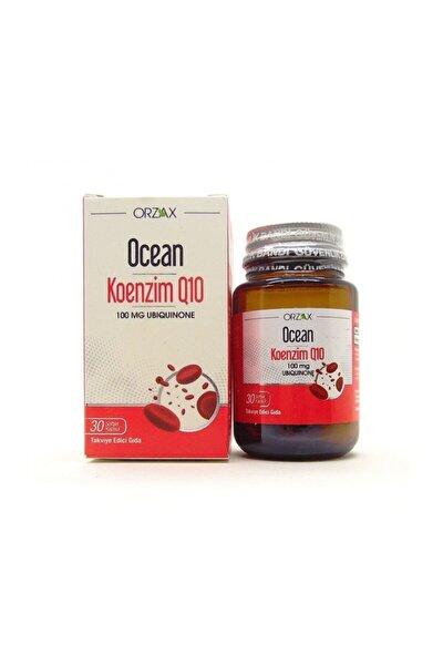 Ocean Koenzim Q10 30 Kapsül
