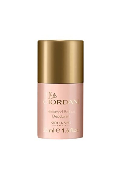 Miss Giordani Parfümlü Roll-on Deodorant