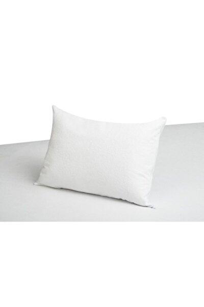 Beyaz 50*70 Fermuarlı Sıvı Geçirmez Alez Yastık 4'lü Paket