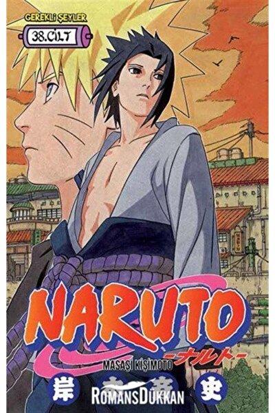 Naruto 38 Cilt