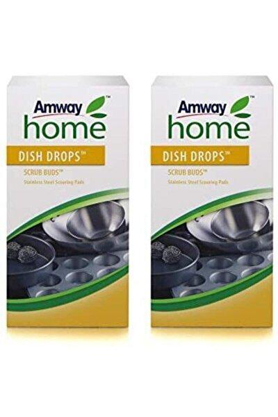 Bulaşık Telleri Home™ Dısh Drops™ Scrub Buds™ 2li Set