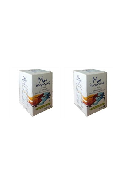 40 Kapsül Multivitamin 2'li Paket