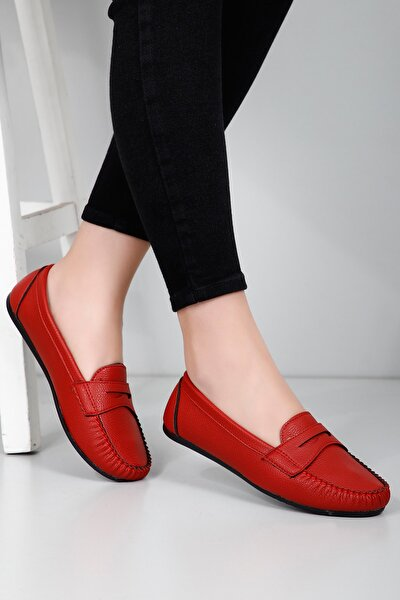 Kırmızı Kadın Babet 30201