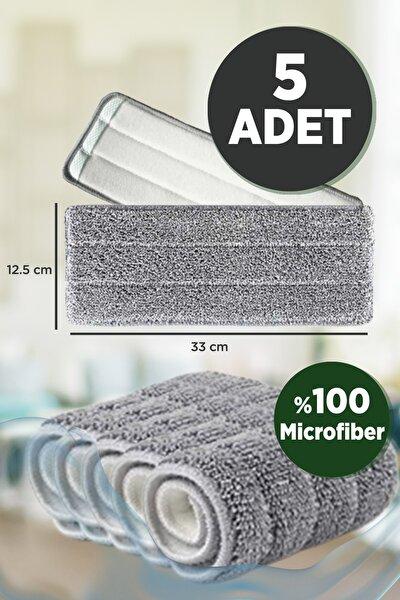 Tablet Mop Microfiber Yedek Bez 5 Adet