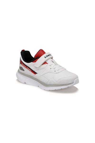 Decker Pu J Beyaz Erkek Çocuk Yürüyüş Ayakkabısı