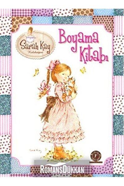 Boyama Kitabı - Sarah Kay Koleksiyon