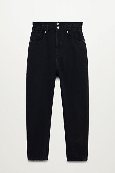 Kadın Siyah Jeans