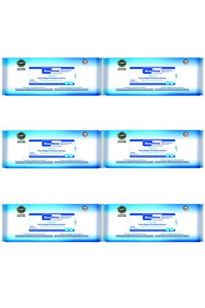 Perine Bölgesi Temizleme Havlusu 50 Li 6 Paket 300 Kullanım
