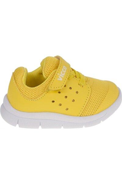 Unisex Çocuk Sarı Phylon Spor Ayakkabı