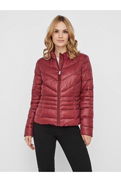 Sorayasiv Aw20 Short Jacket Boos Kadın Bordo Mont 10230860-18