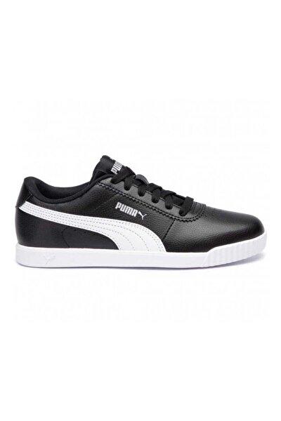 370548 Siyah-beyaz Kadın Spor Ayakkabı