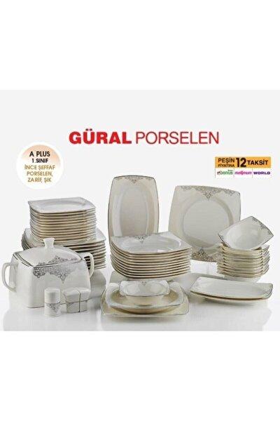 Porselen 57 Parça Yemek Takımı