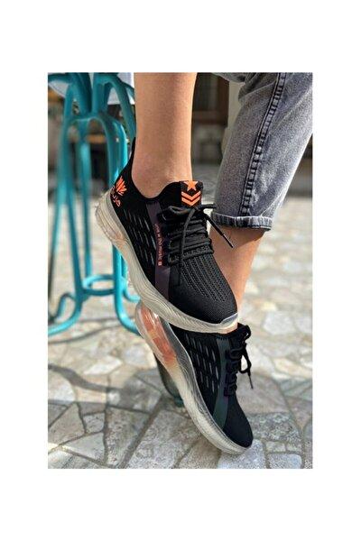 Yüksek Taban Kadın Spor Ayakkabı 21y313