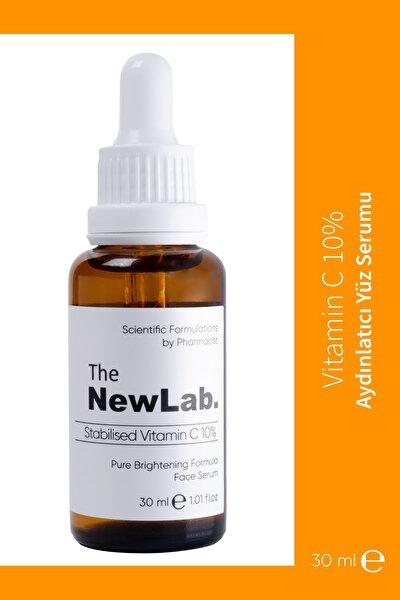 Stabilised Vitamin C 10% - Aydınlatıcı Yüz Serumu