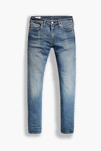 Erkek Mavi 502 Straight Taper Jean 29507-0931