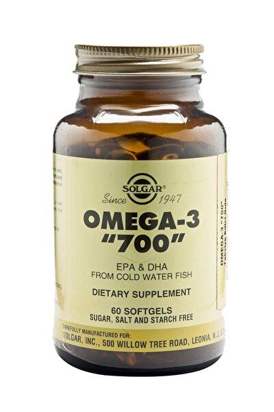 Omega-3 700 mg 60 Kapsül