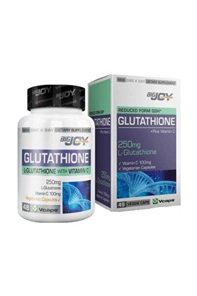 Vitamins Glutathione 250g 48 Bitkisel Kapsül