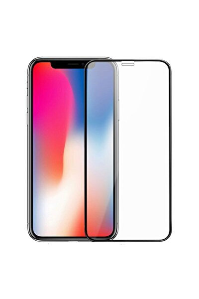 Iphone X - Xs- 11 Pro Temperli Full Kaplayan Seramik 9d Nano Ekran Koruyucu