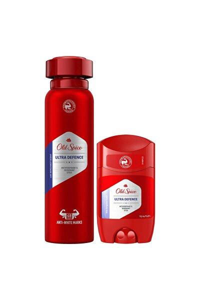 Anti Perspirant Sprey Deodorant 150 Ml Ultra Defence + Stick Deodorant Ult. Def. 50 Ml
