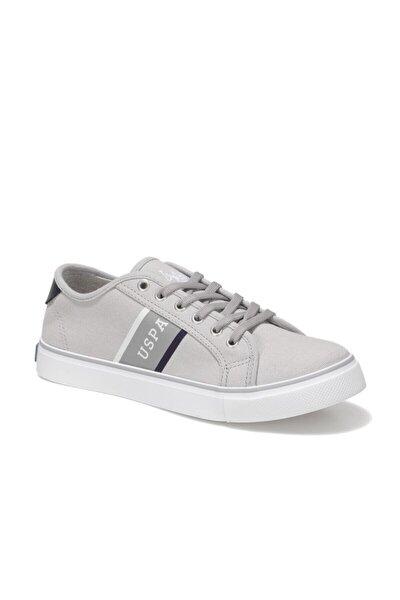 TRONA 1FX Gri Erkek Sneaker Ayakkabı 101006398