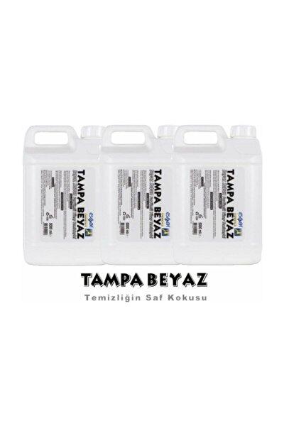 Beyaz Sabun Parfümlü Yüzey Temizleyici 5 Lt 3 Adet Set