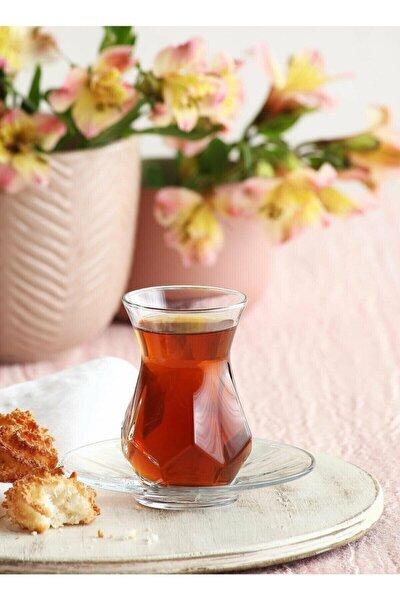 12 Parça Çay Bardağı Seti