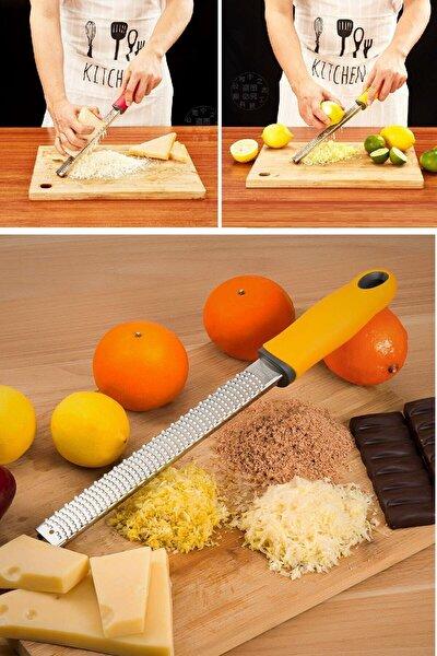 Pratik Uzun Limon Peynir Rendesi