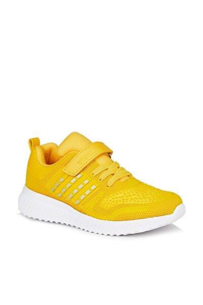 Sharp Unisex Çocuk Sarı Spor Ayakkabı
