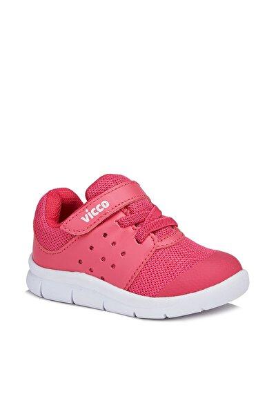 Mario Kız Bebe Fuşya Spor Ayakkabı