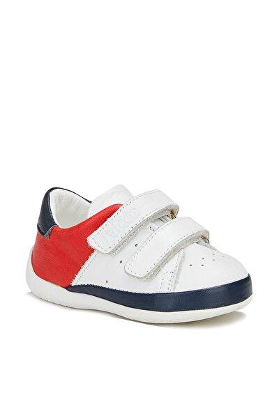 Dalton Erkek Ilk Adım Beyaz/kırmızı Günlük Ayakkabı