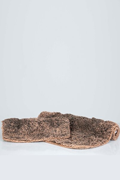 Banyo Paspas Takımı Burns Kahvetaşlama 40x60 60x90
