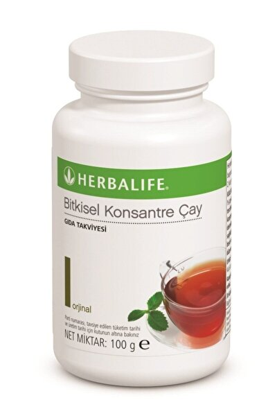 Bitkisel Konsantre Çay (klasik Aromalı 100 Gr)