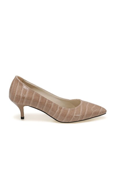 DİPPER Pudra Kadın Topuklu Ayakkabı 100912765