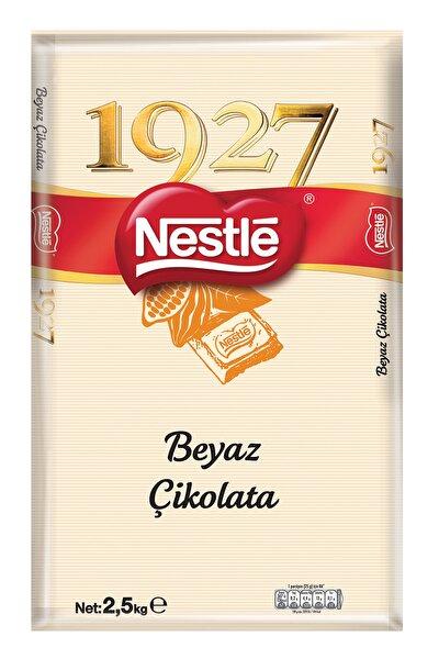 1927 Kuvertür Çikolata Beyaz 2.5kg