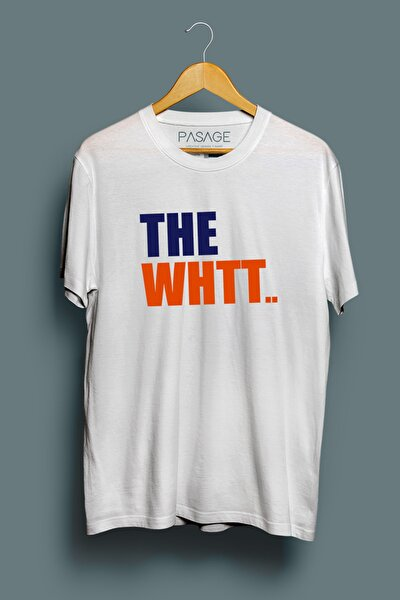 The Whtt Baskılı Tshirt
